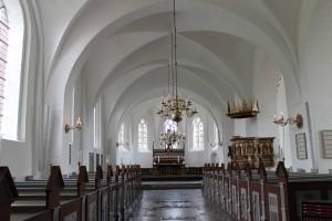 Nordre kirkerum, 2