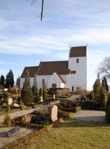 Skibinge kirke
