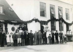 Hastrup mejeri's 50 års Jubilæum 1937